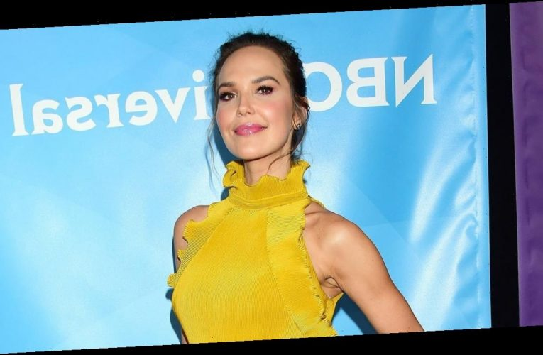 Arielle Kebbel Gets Cozy With New Boyfriend: See the Photo