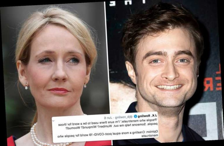 What was Daniel Radcliffe's response to JK Rowling's controversial transgender comments? – The Sun