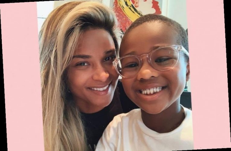 Ciara Shares Hopeful Open Letter To Her Son In Wake Of George Floyd's Death