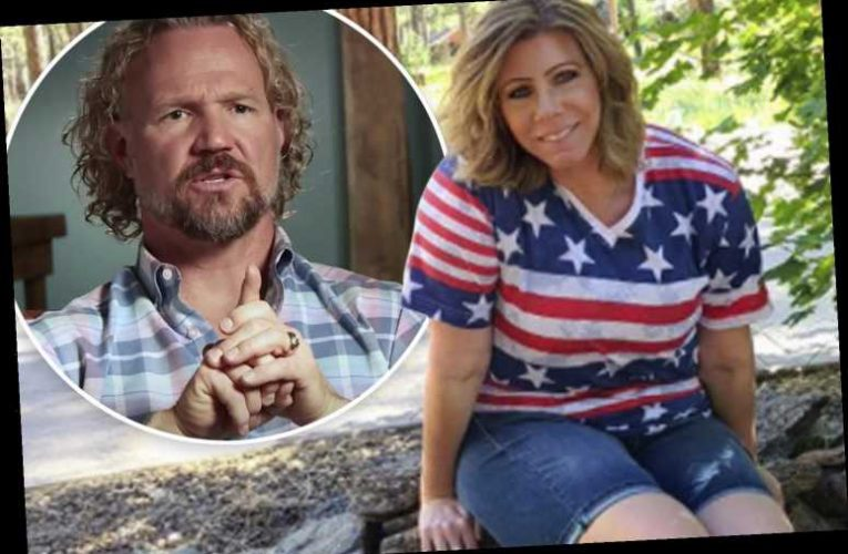 Sister Wives star Meri Brown ditches wedding ring and shows off major weight loss in jean shorts – The Sun
