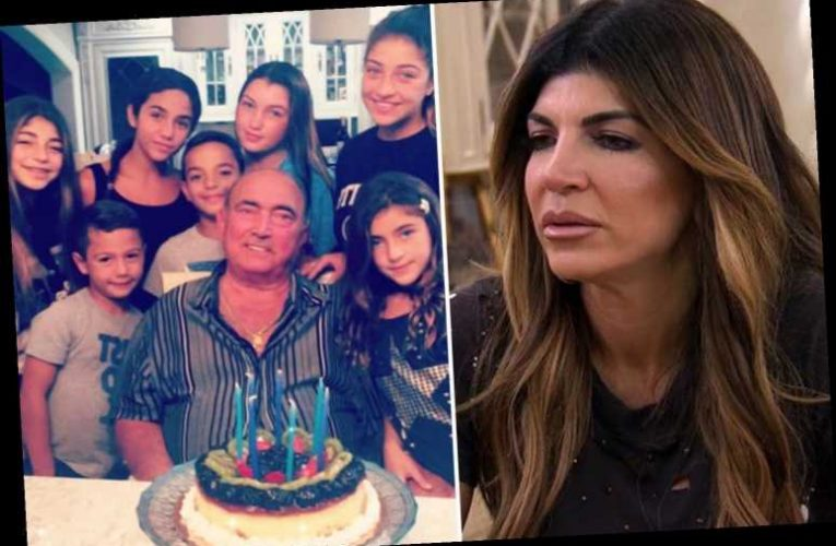 RHONJ's Teresa Giudice mourns her beloved father and says 'I miss him so much' two months after tragic death – The Sun