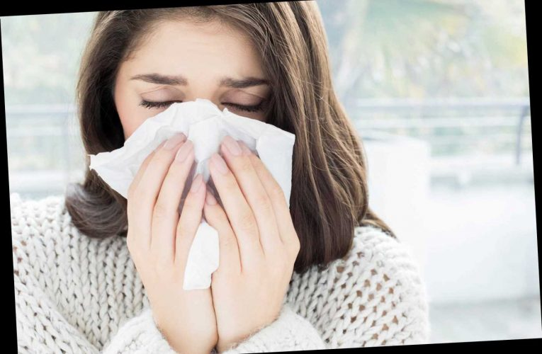 CDC reveals THREE new coronavirus symptoms including diarrhea and runny nose – The Sun