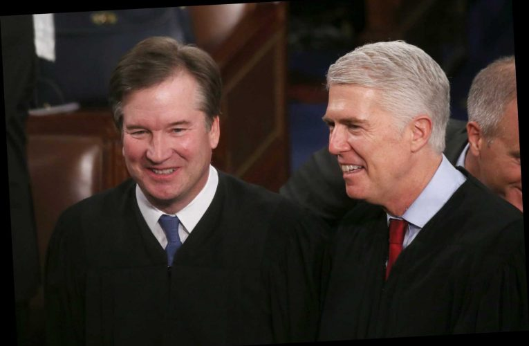 Trump Supreme Court picks Gorsuch and Kavanaugh go AGAINST White House on gay rights and sanctuary cities – The Sun