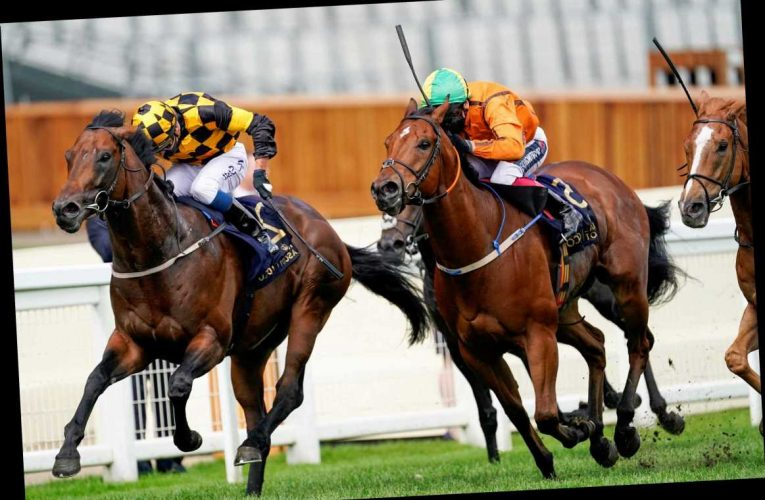 Royal Ascot 2020: Red-letter day for Kevin Ryan and Kevin Stott as Hello Youmzain and Hey Jonesy hit the target