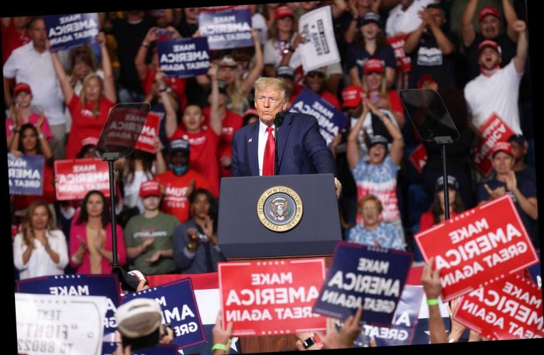 Trump staffers at Tulsa rally self isolate after colleagues get virus – The Sun