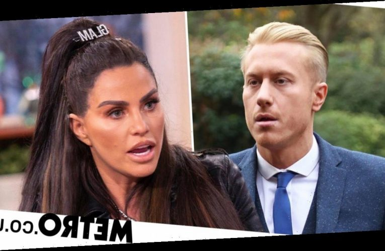 Katie Price 'confronts' Kris Boyson for denying they're in contact