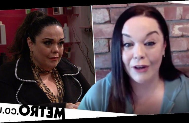 Emmerdale star Lisa Riley reveals Mandy's secret is an issue soaps rarely tackle