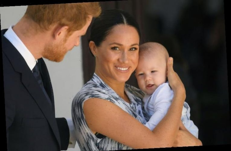 Harry and Meghan's Son Archie Could be Legally Forced to Stay in the U.S.