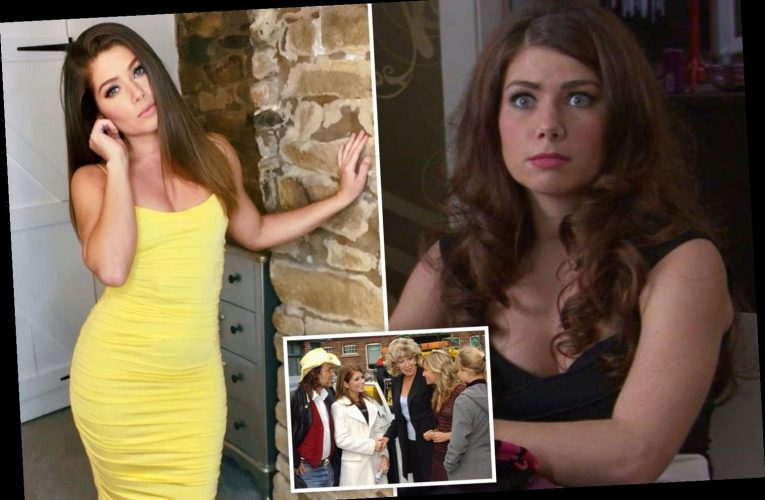 Hollyoaks' Nikki Sanderson reveals battle with 'very very bad depression' in her 20s – The Sun