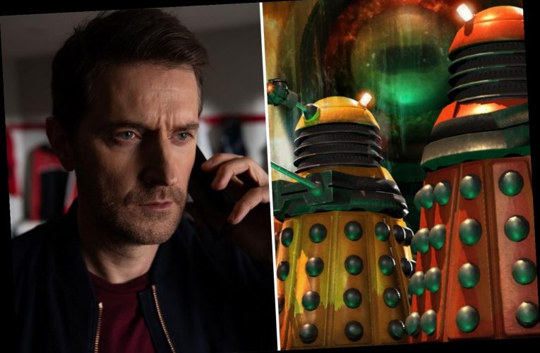 Doctor Who casts The Stranger's Richard Armitage as 'maniacal' Time Lord villain locked in war with Daleks
