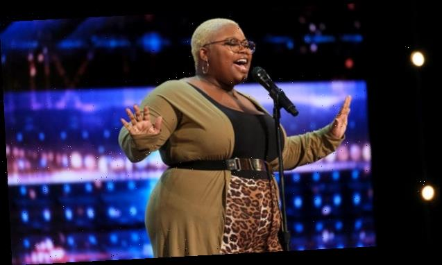 'AGT' Recap: A Single Mom Earns Heidi Klum's Golden Buzzer With Her 'Insanely Good' Voice