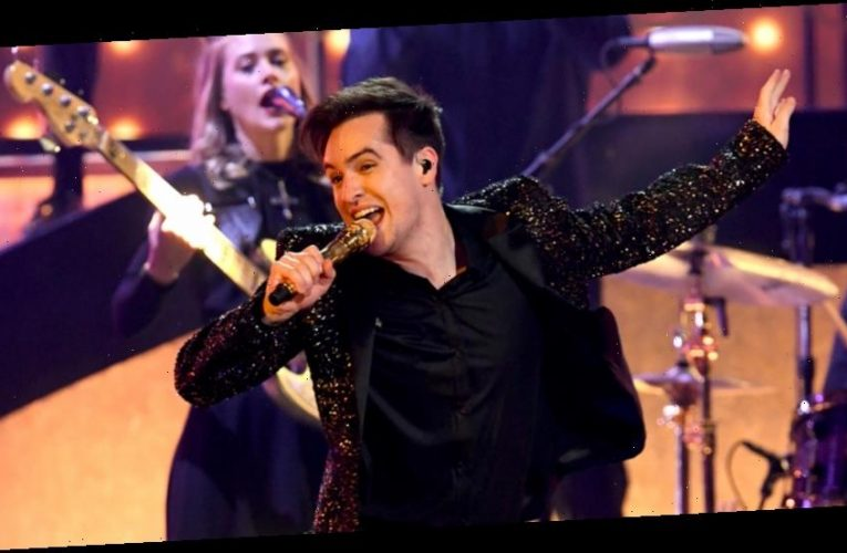 Panic! At The Disco's Brendon Urie Tells Trump 'Stop Playing My Song'