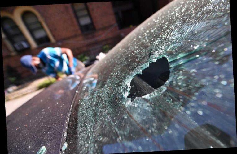 Five people shot during Brooklyn vigil as NYC gun violence surges