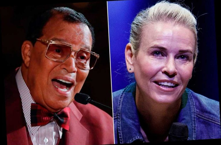 Chelsea Handler apologizes for posting Louis Farrakhan clip: 'I was wrong'