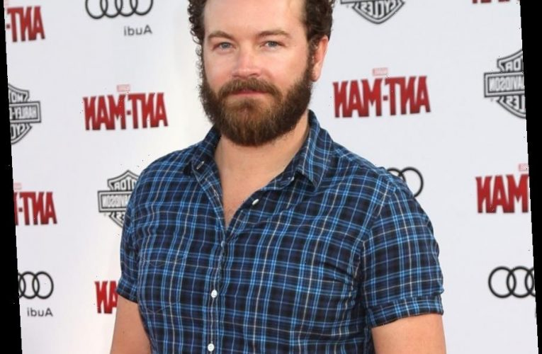 Danny Masterson Charged With 'Forcibly Raping Three Women'