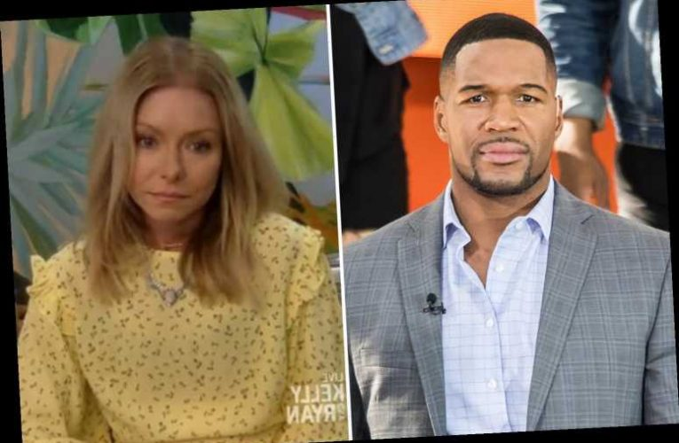 Michael Strahan 'didn't raise his voice' on set of Live with Kelly Ripa as he feared he would be 'seen as threatening' – The Sun