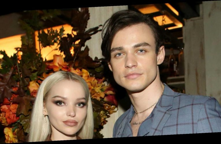 Dove Cameron & Thomas Doherty Share Their Experience At a Disrupted Peaceful Protest In LA