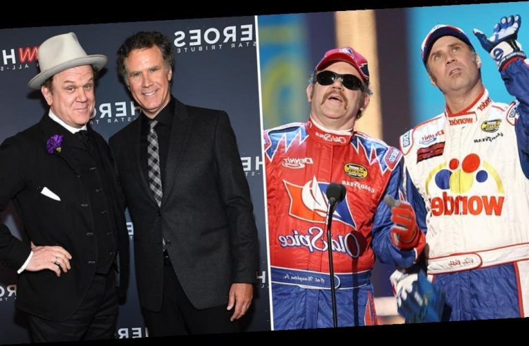 From Step Brothers to Talladega Nights, Will Ferrell and John C. Reilly Are Friendship at Its Finest