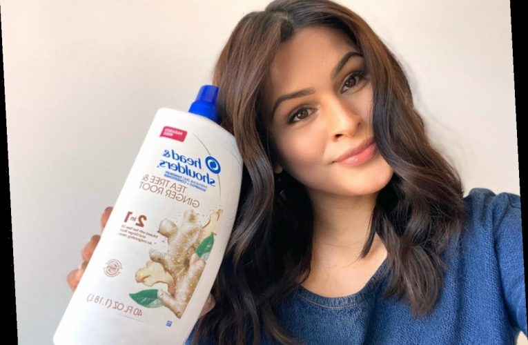 This Shampoo Worked So Well On My Dry, Irritated Scalp