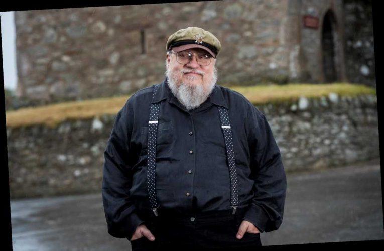 Quarantine is helping George R. R. Martin finish 'Winds of Winter'