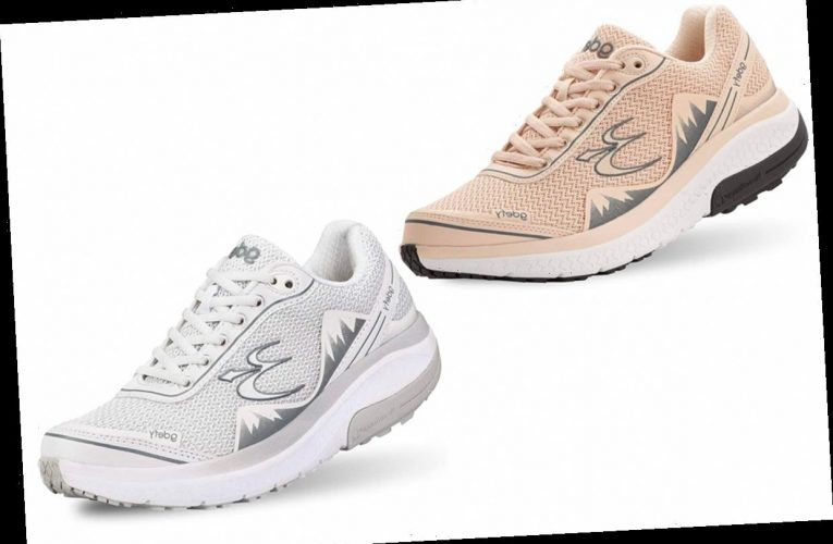 These Pressure-Relieving Shoes Are Made for People with Plantar Fasciitis, Arthritis, and Diabetes
