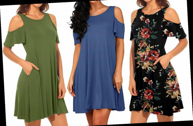 Amazon Shoppers Are So Obsessed with This $22 Dress, They Want to Wear It Every Day