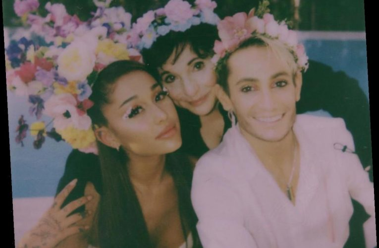 Ariana Grande Celebrated Her Birthday with a Midsommar-Themed Party — and Florence Pugh Approved!