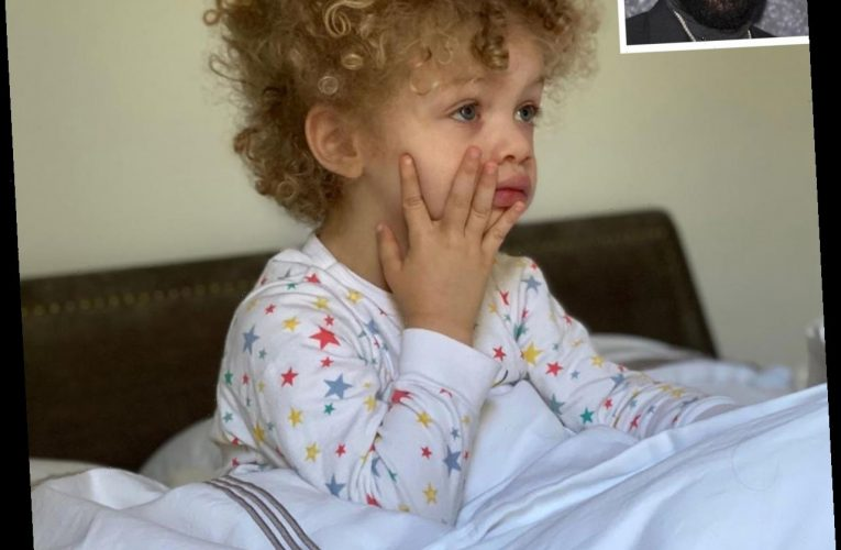 Drake Shares Adorable Photo of 2-Year-Old Son Adonis to Celebrate Father's Day