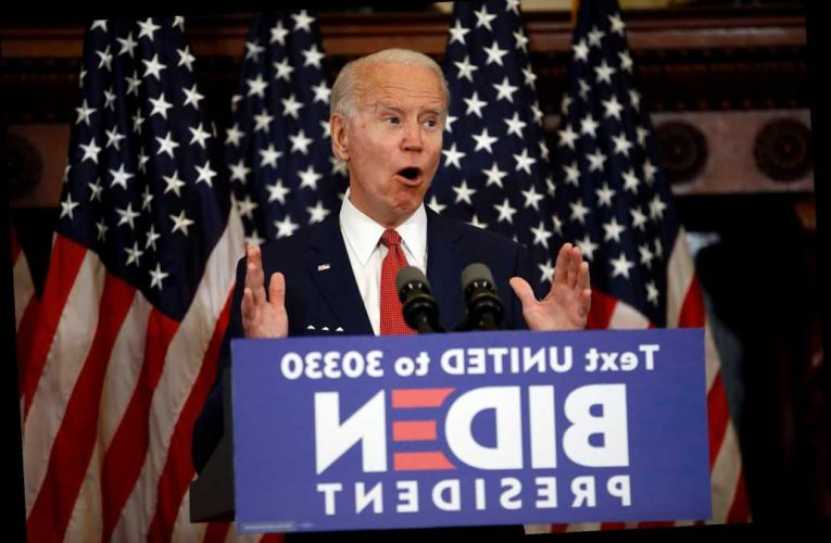 Joe Biden delivers in-person remarks on George Floyd protests