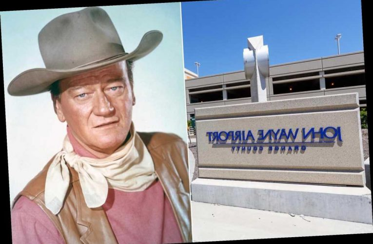 California Dems demand John Wayne airport be renamed