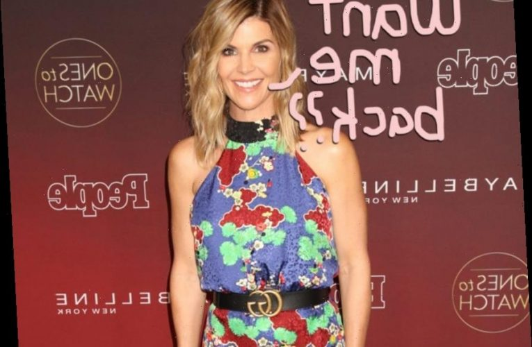 Lori Loughlin 'Would Love To Return To TV' After Prison!