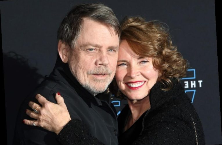 One of Mark Hamill's First Dates with Marilou York Was a 'Star Wars' Movie