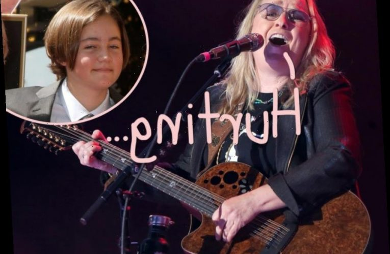 Melissa Etheridge Reveals 'Empty Space In My Heart' Weeks After Son Beckett's Untimely Death