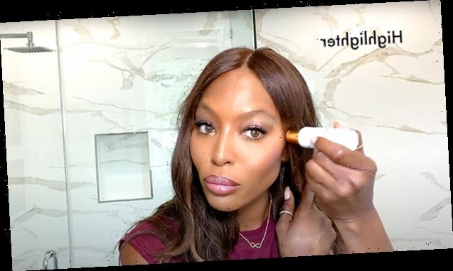 Naomi Campbell, 50, Reveals Her Beauty Secret To 'Dewy' Skin Inspired By Mom — Watch
