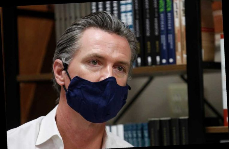 California orders people to wear masks in most indoor spaces