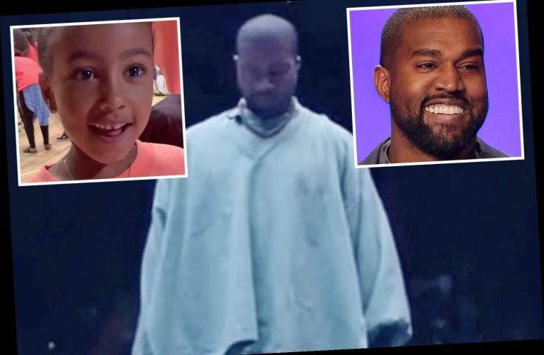 Kanye West releases new song Wash Us in the Blood with video from Black Lives Matter protests and appearance from North – The Sun
