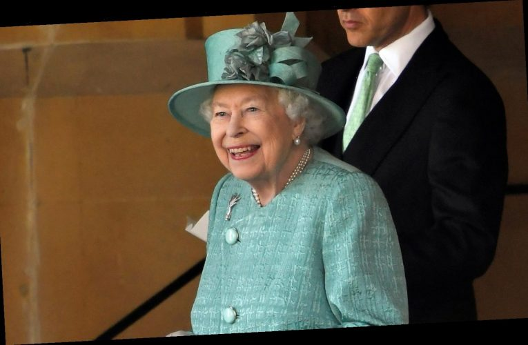 Here's How Queen Elizabeth's Trooping the Colour Was Different Due to Coronavirus – See Photos