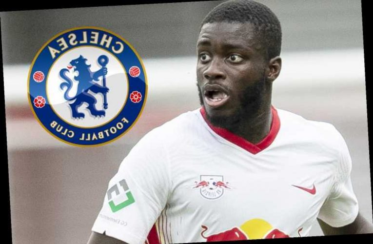 Chelsea join Arsenal in Dayot Upamecano transfer race with Lampard looking to grab RB Leipzig star for £50m – The Sun