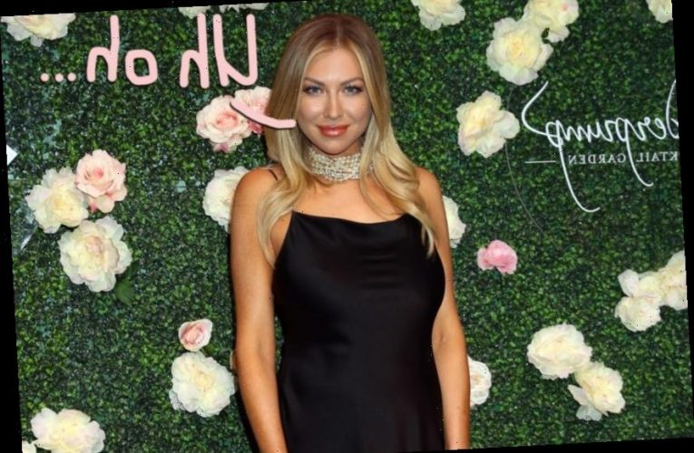 Is Stassi Schroeder's Speaking Tour ALSO Canceled???