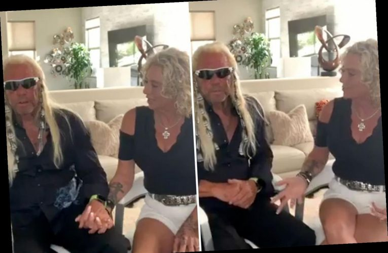 Dog the Bounty Hunter's fiance Francie admits they both sobbed in first phone conversation talking about late spouses – The Sun