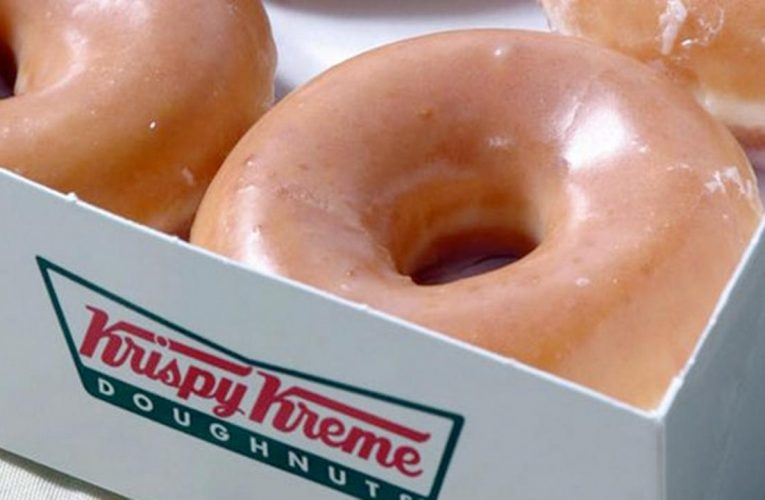New Krispy Kreme snacks available at Walmart