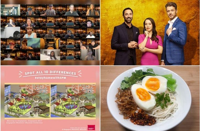 #Stayhome guide for Thursday: Drink at a virtual bar, make noodles that hit the spot and more
