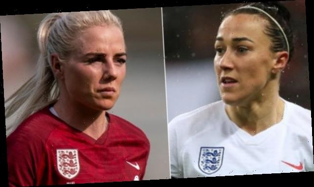 Lucy Bronze and Alex Greenwood agree Lyon contract extensions