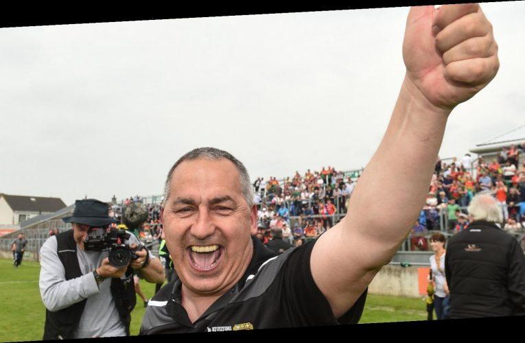 Carlow football manager Turlough O'Brien steps down