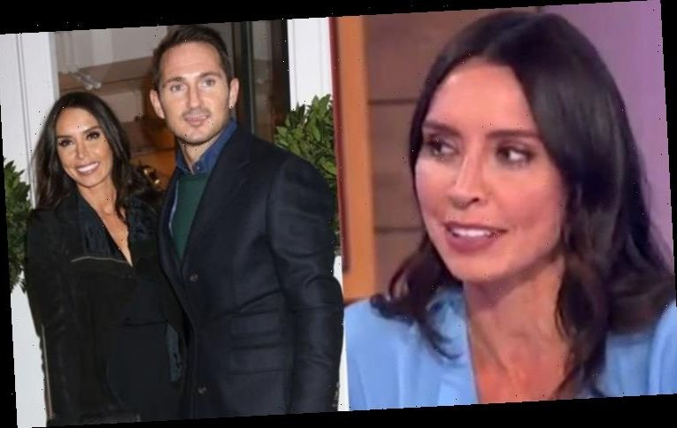 Christine Lampard: 'I was the innocent wife' Loose Women host reacts to 'cheating' remarks