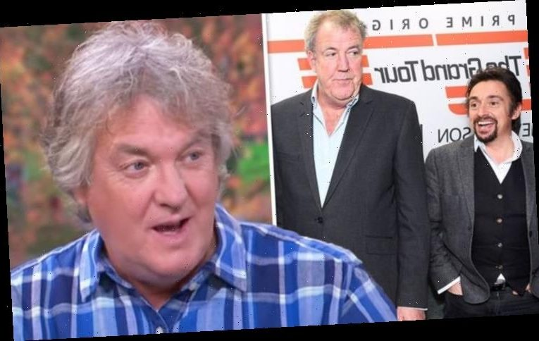 James May addresses The Grand Tour's 'very difficult' issue: 'We don't want to compromise'