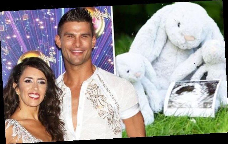 Aljaz Skorjanec: Janette Manrara's husband sparks frenzy as he shares exciting family news