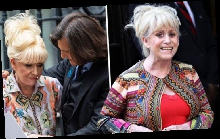 Barbara Windsor's husband's plea as EastEnders' star moved to care home 'Burst into tears'