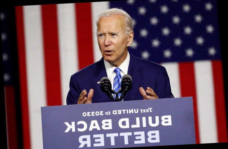 Joe Biden says four black women are on his shortlist of VP candidates