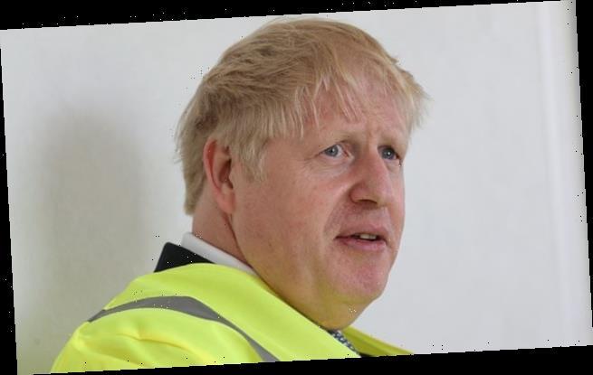 Boris Johnson shows off drastically shorter hairstyle